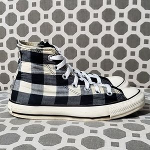 Converse All Star CT Plaid Hi